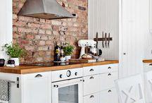 Kuchyně doma
