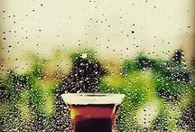 yağmurlu hayat