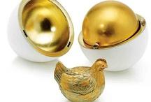 Fabergé Easter Eggs / by Nikola Eftimov