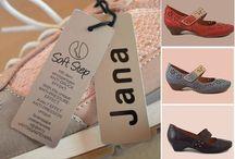 jana shoes / comfort soft step