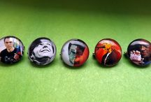 Brooches - Pins – Button