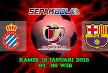 Prediksi Skor / Berita Bola, Live Score, Jadwal Liga Eropa dan Indonesia