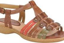 Cutouts #summertrend / Summer shoe trend: cutouts. Metallic, neon, and neutrals are in for 2013. / by Addington Falls