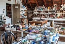 Künstler Atelier