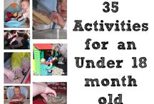 Kids crafts and activities / by Kelly Harnett