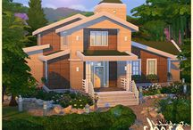 The sims 4 inspiration