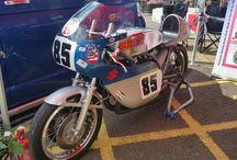 Brackley Festival of Motorcycling 2015 / A few pictures from our great weekend at Brackley FOM