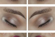 Eye Make-up / by Maeve Eccles