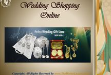 Wedding Shopping Online