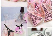 Cadeaux d'invités mariage Paris / Découvrez des idées de cadeaux d'invités pour un thème de mariage sur Paris