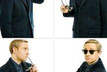 John Watson/Martin Freeman