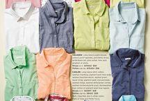 camisas linho