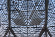 Shanghai South Railway Station / Shanghai South Station construction photos - AREP / MaP3 / Ecadi - 2003 - 2006