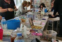 workshop  zigmarkers van anita izendoorn bij doe@ding
