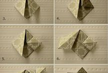 Tepose-foldning / Diverse tepose-inspiration
