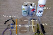 Soft drink can projects