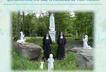 Our Lady of Fatima / Quotations from Our Lady of Fatima and the Three Children