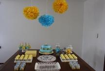Festas Infantis / Decoração e detalhes de festas infantis.