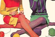Knitting Art & Media / Knitting featured in art and media including vintage pictures, posters and ads