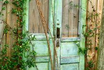 Beautiful Doors / by Angela Mae Cheetham