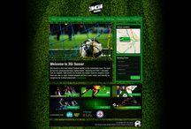 Our Work / Web Design, Web Development, Logo Design, Modern Website, Custom Logo Design, Alvi Pixels