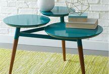 Futurist furniture