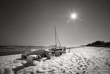 Cologna Spiaggia (Te) / Inverno