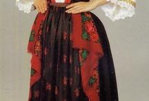 Folkwear of former Yugoslavia  / Slovenia, Croatia, Macedonia, Serbia, Montenegro, Bosnia / by Susan E