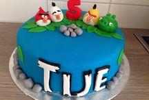 Mijn taarten / Foto's van mijn gemaakte taarten
