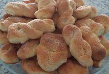 rosca doce e pães delícia!!!