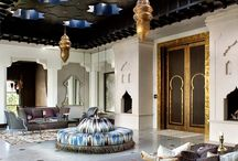 Arabic interior design