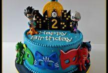 Birth cake