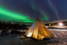 Top 5 Ski Resorts to See the Northern Lights / Try something different for your next ski holiday and venture to one of the top 5 resorts below who have reported good Aurora activity in the past.