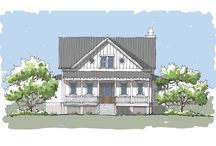 Shelter Cove Home Plan / Coastal Cottage Home Plan. The Shelter Cove plan is an elevated crawl space design, featuring a symmetrical aesthetic and expansive porches that allow you to truly take advantage of your lot's views.