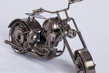 customização em ferro