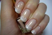 Nails fit for a bride / Beautiful nails