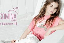 FACOMINA MINI Spring Summer 2016