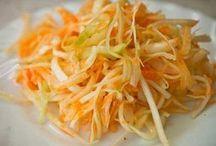 Diétás saláta