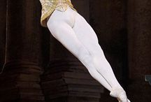 Male ballet costumes
