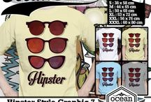 kaos hipster style | Hipster Style T-shirt