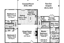 House plans / by Shonna Taylor