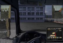 Euro Truck Simulator 2 / A nagy sikerre való tekintettel a Jézuska meglepett az ETS újabb verziójával, az Euro Truck Simulator 2 - vel......