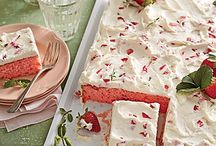 Desserts / by Yvette Rhodes