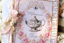 Teatime Invitations