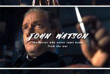 Sherlock+John