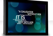 Motherless Daughter / by Kristie Evans