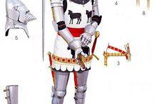 Armour 1350-1450
