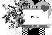 Sketchs scrap page&carte