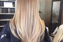 Haarschnitte & Farbe