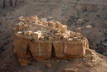 jemeni házak